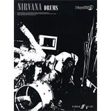 Hal Leonard Authentic Playalong Nirvana Drums