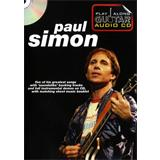 Music Sales Play Along Guitar Audio CD Paul Simon