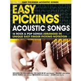 Hal Leonard Easy Pickings Acoustic Songs