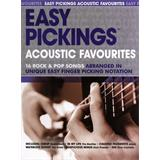 Hal Leonard Easy Pickings Acoustic Favourites
