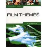Hal Leonard Really Easy Piano Film Themes