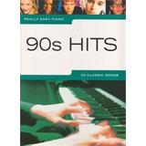 Hal Leonard Really Easy Piano 90s Hits
