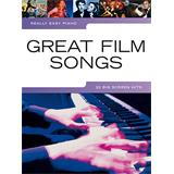 Hal Leonard Really Easy Piano Great Film Songs