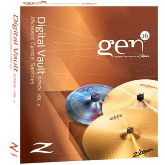 Zildjian Gen16 Sound Pack Volume 2 accessoire voor digitale drum