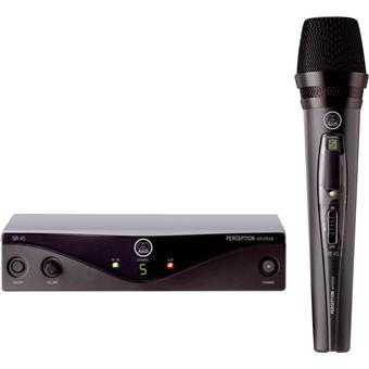AKG PW45 Perception Wireless Vocal Set Band A wireless handheld microphone