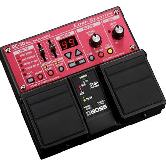 Boss RC-30  Loop Station delay/echo/looper pedal