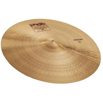 Paiste 2002 Medium Crash 20 cymbalenset