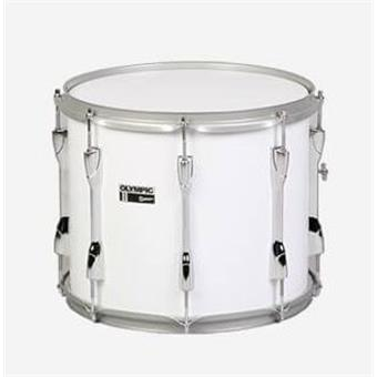 Premier Olympic Premier Olympic Marching Series, Tenor Drum White Wrap tom-tom