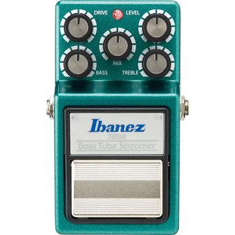 Ibanez TS9B Bass Tubescreamer basse pédale distortion/fuzz/overdrive