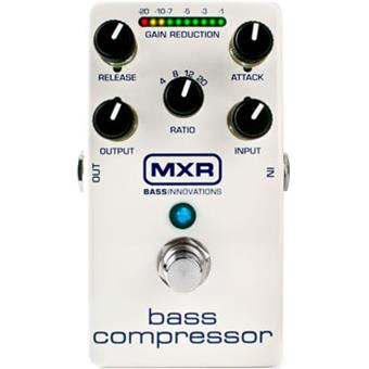 MXR M87 Bass Compressor basse pédale compression/boost/dynamics