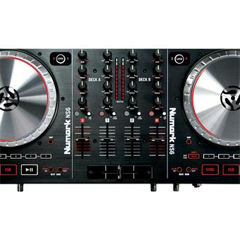 Numark NS6 DJ controller for various software