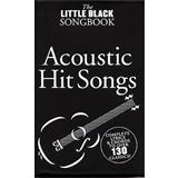 Hal Leonard The Little Black Songbook Acoustic Hit Songs