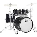Gretsch Drums E824Q Renown Maple Satin Black