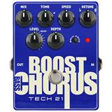 Tech 21 Boost  Bass Chorus