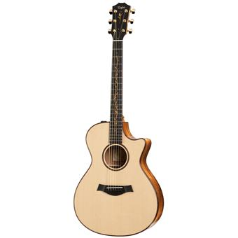 Taylor K12ce acoustic-electric cutaway orchestra guitar