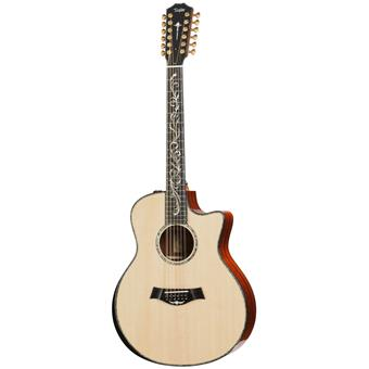 Taylor PS56ce Grand Symphony Presentation Series 12 string acoustic guitar