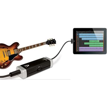 Apogee JAM guitar interface/modelling software