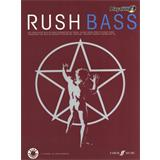 Hal Leonard Authentic Playalong Rush Bass