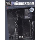 Hal Leonard Ultimate Bass Play Along Rolling Stones Bass Guitar