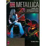 Hal Leonard Metallica Legendary Licks Bass