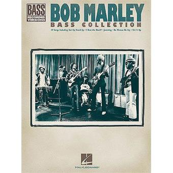 Hal Leonard Bob Marley Bass Collection tablature guitare basse