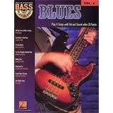 Hal Leonard Bass Play Along Volume 9 Blues