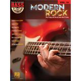 Hal Leonard Bass Play Along Volume 14 Modern Rock