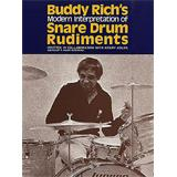 Music Sales Buddy Rich Modern Interpretation Of Snare Drum Rudiment