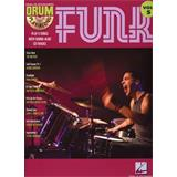 Hal Leonard Drum Play Along Volume 5 Funk