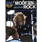 Hal Leonard Drum Play Along Volume 4 Modern Rock