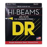 DR DR Strings Hi Beams Medium 4 String Bass Strings