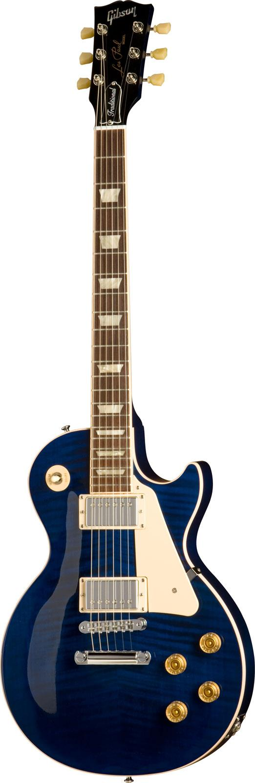 gibson les paul traditional chicago blue keymusic. Black Bedroom Furniture Sets. Home Design Ideas