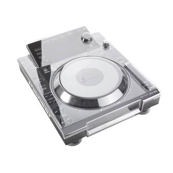 Decksaver CDJ900 Cover Smoked Transparent dust cover for DJ equipment