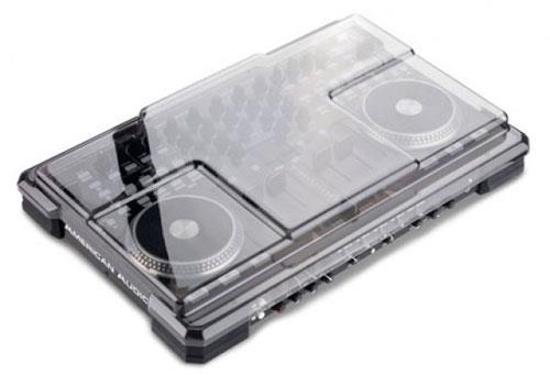Image of Decksaver American Audio VMS4 Cover Smoked Transparent 642945100317