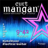 Curt Mangan Electric Nickel Wound 9-42