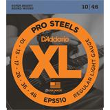 D'Addario EPS510 ProSteels Regular Light 10-46
