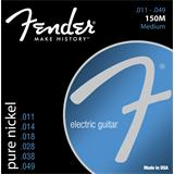 Fender Original Pure Nickel 150M Medium Strings