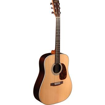 Sigma DR-28H Herringbone dreadnought guitar