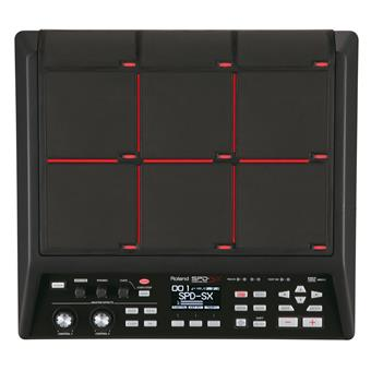 Roland SPD-SX Sampling Pad digitale percussie