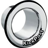 KickPort Bass Drum Enhancement Ring Chrome