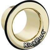 KickPort Bass Drum Enhancement Ring Gold