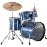 Sonor Smart Force 11 Stage 1 Set WM13004 Brushed Blue