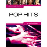 Hal Leonard Really Easy Piano Pop Hits