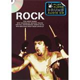 Hal Leonard Play Along Drums Rock