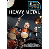 Hal Leonard Play Along Drums Heavy Metal