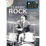 Hal Leonard Play Along Drums Classic Rock