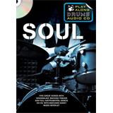 Hal Leonard Play Along Drums Soul