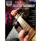 Hal Leonard Guitar Play Along Volume 82 Easy Rock Songs
