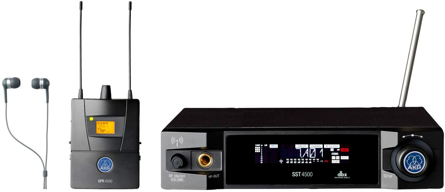 akg ivm4500 wireless in ear monitoring system keymusic. Black Bedroom Furniture Sets. Home Design Ideas