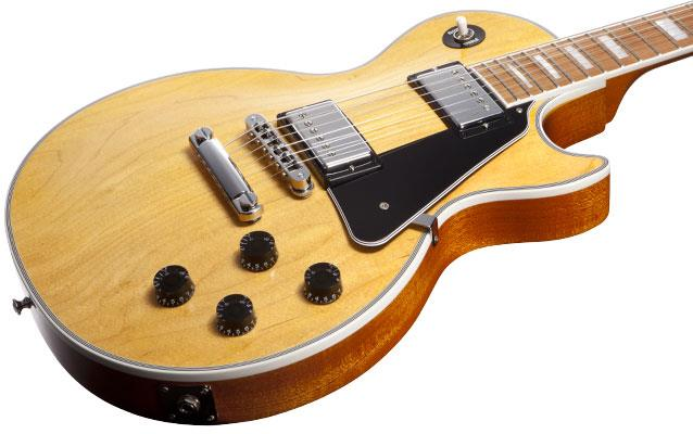 gibson les paul classic custom antique natural keymusic. Black Bedroom Furniture Sets. Home Design Ideas